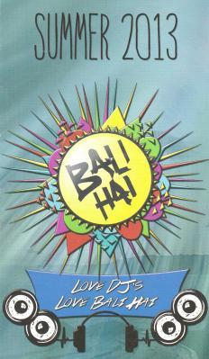 Programación Verano 2013 - Bali-Hai