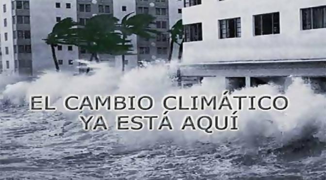 'El cambio climático es más grave de lo estimado'