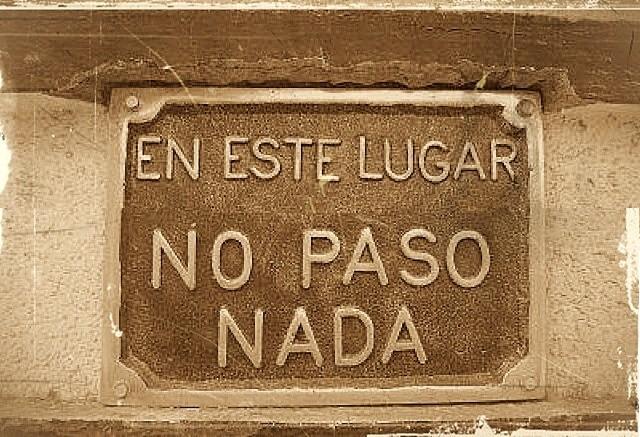 """EL Vacío"""" (La nada) (Actualizado 31/3/2015)"""