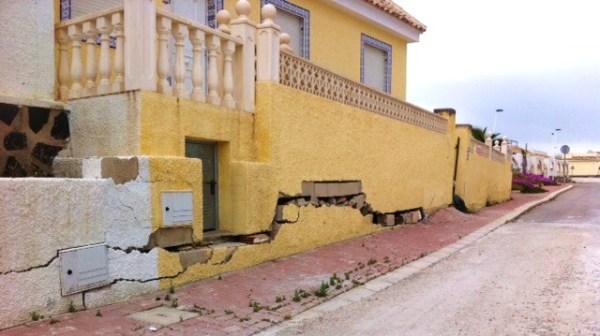 Urbanización Camposol: Zona de guerra en Mazarrón: el Gulag que avergüenza a Murcia y España entera.
