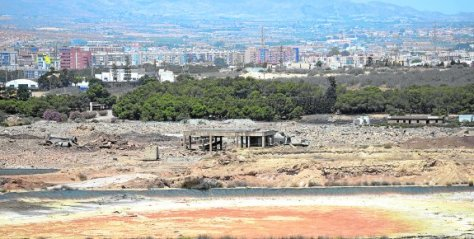 19/06/2015 cartagena terrenos de española del zinc