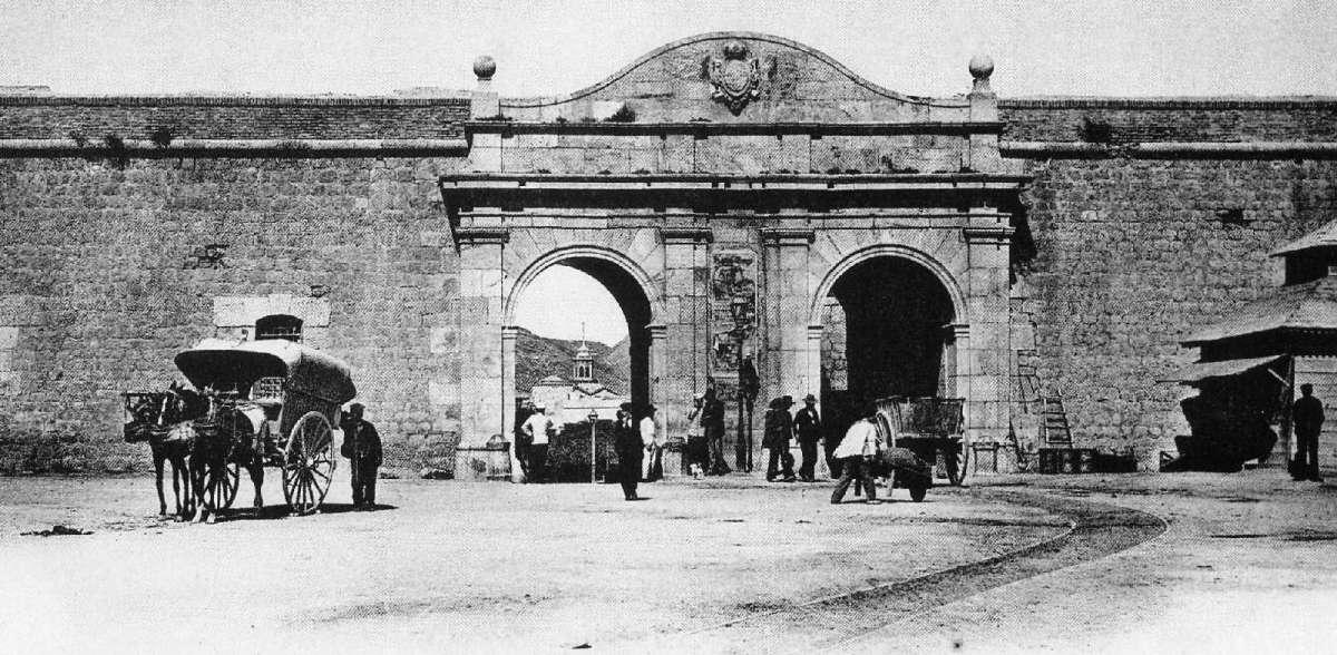 """""""Las Murallas de Carlos III en Cartagena"""""""