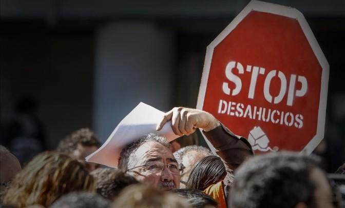 """España: Cuatro Desahucios Por Hora"""