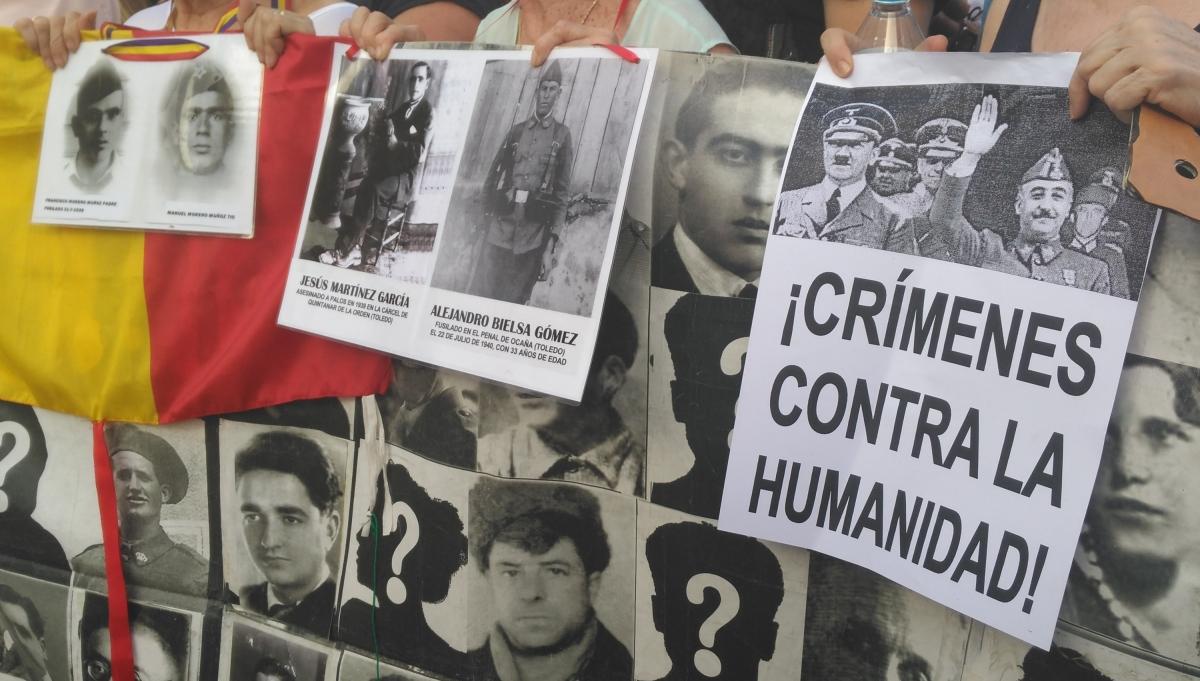 """""""Cal Viva, Fosas Comunes y Terrorismo de Estado"""""""