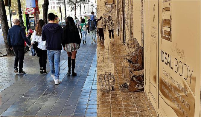España: Pobreza, Salarios Bajísimos y Brutal Desigualdad Social