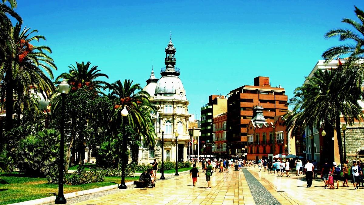 Cartagena ¡Que Preciosa Eres! (...Otra de Mondejar)