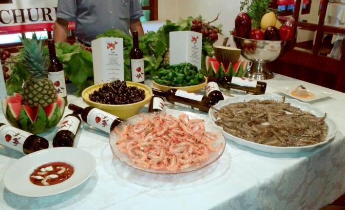 """En Junio """"Fiesta del Langostino"""" en el Restaurante """"Los Churrascos"""" de El Algar"""
