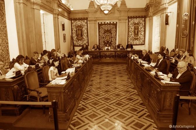 ASEPUCAR Presenta Reclamación a los Presupuestos del Ayuntamiento de Cartagena