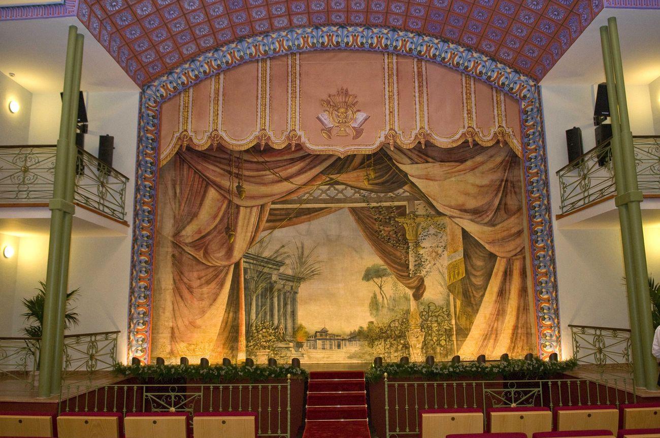 """Teatro Circo Apolo"""