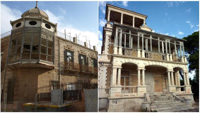 """Daphne Cartagena: """"Casa del Tío Lobo y Villa Calamari"""""""