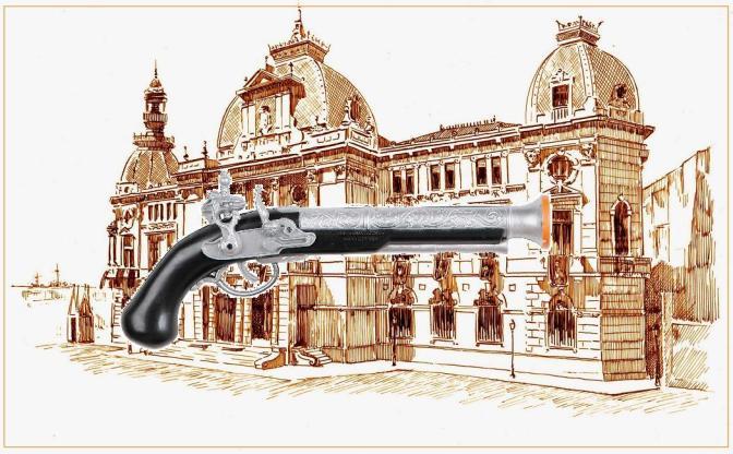 Ayuntamiento de Cartagena, EL Trabuco Amigo