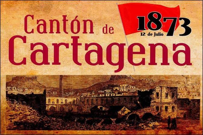 145º Aniversario de la Proclamación del Cantón de Cartagena