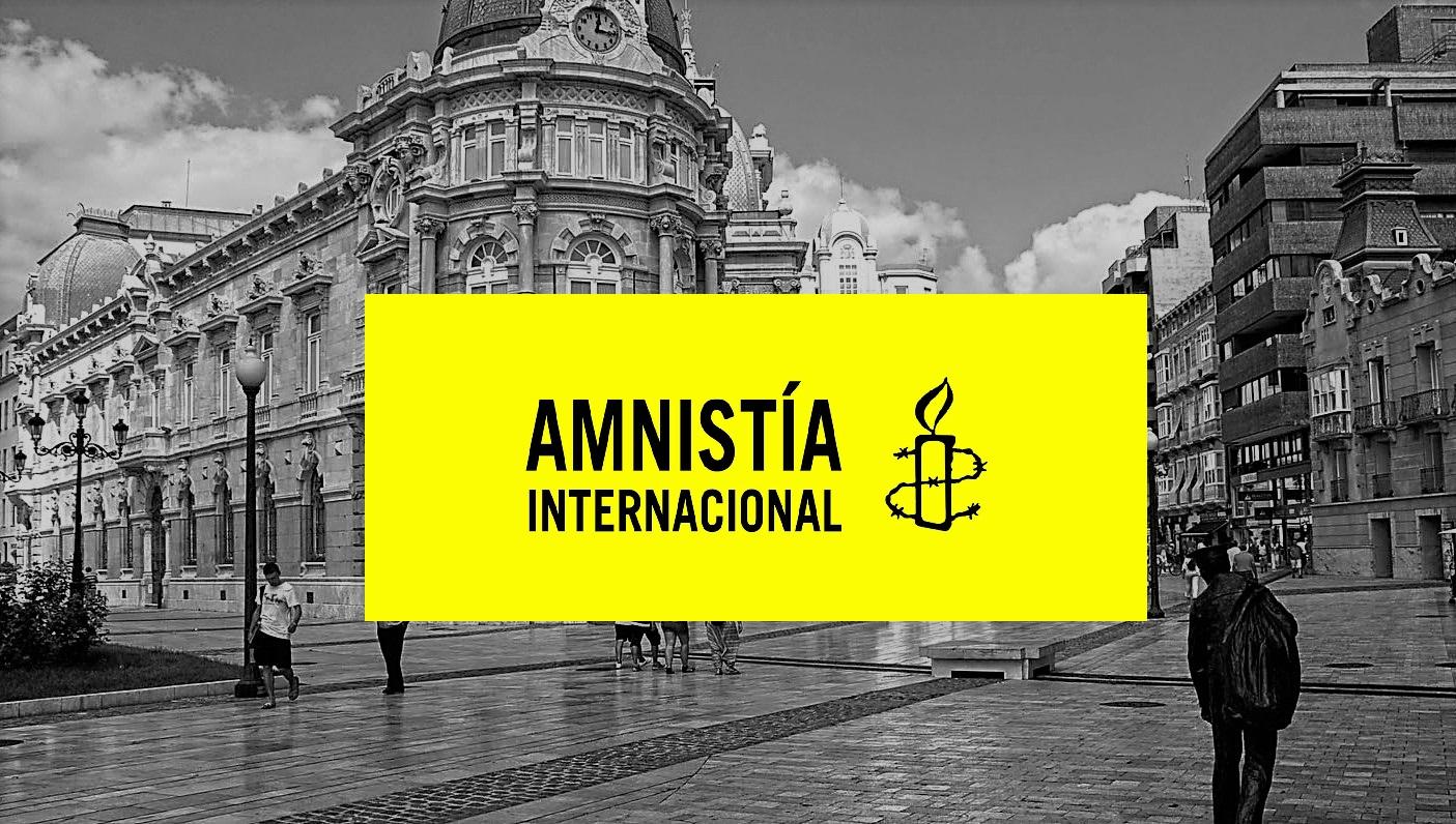 Amnistía Internacional No Está en Cartagena