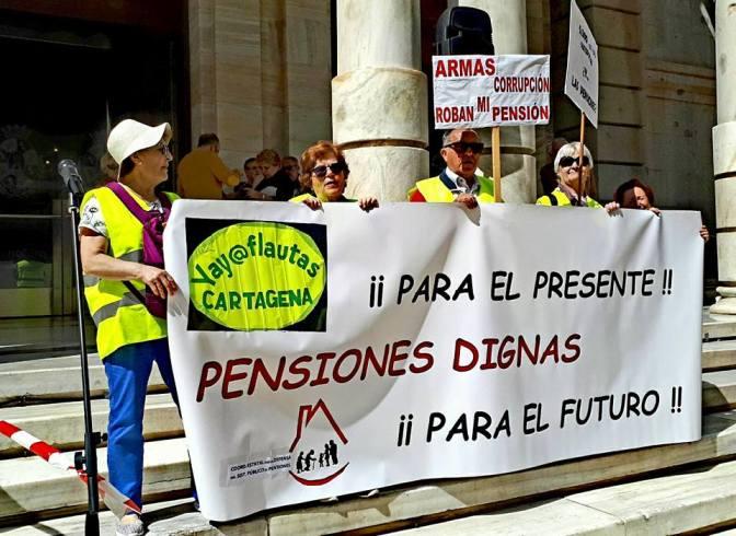 """Yay@ Flautas CT, """"Píldora"""" Nº1- Pensiones y Subida al IPC (8/10/18)"""