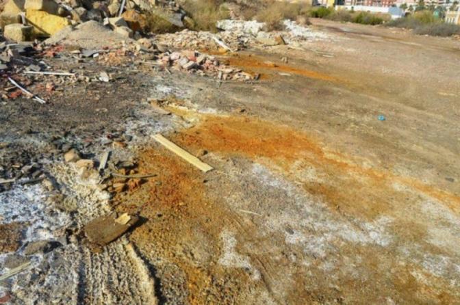 Se Confirma Oficialmente la Radiactividad en El Hondón de Cartagena
