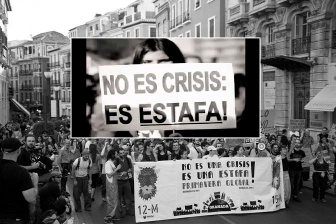 """""""La Crisis no fue Culpa Nuestra"""" (Yay@flautas CT)"""