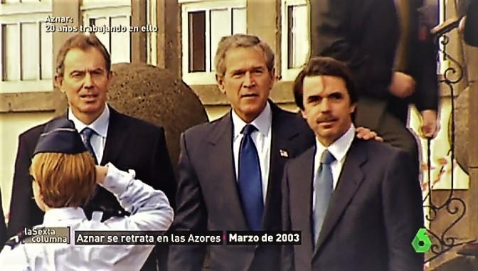Pero ¿Quién es Aznar?