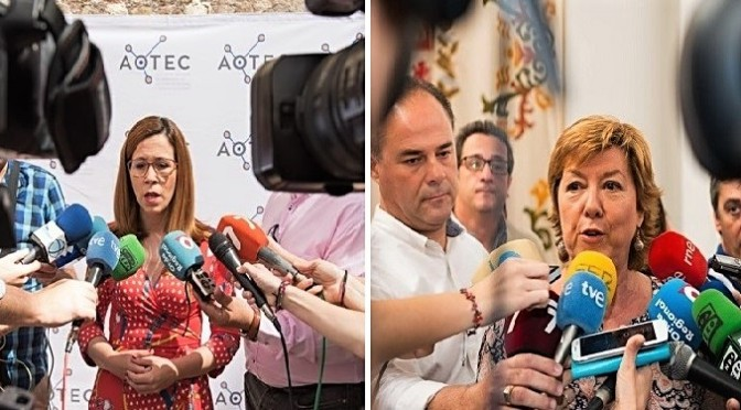 """La Alcaldesa Socialista, la Otra Gallega del Bipartidismo"""