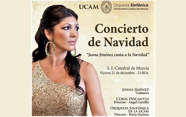 Jumilla y Murcia acogen el concierto de Navidad de la Sinfónica de la UCAM y Coral Discantus