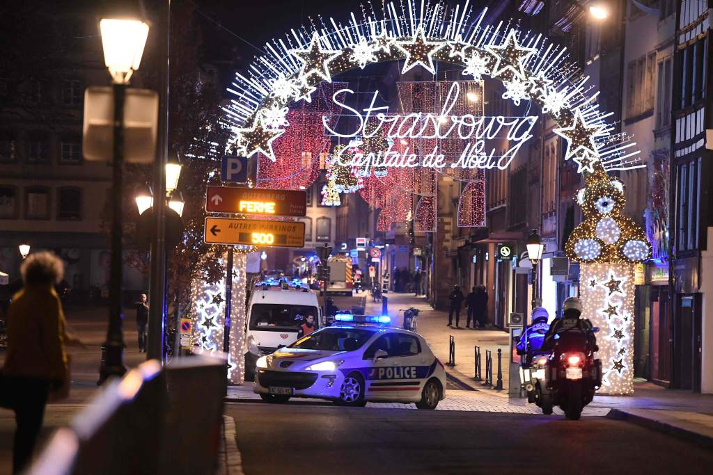 Pesadilla Terrorista en el Mercado Navideño de Estrasburgo