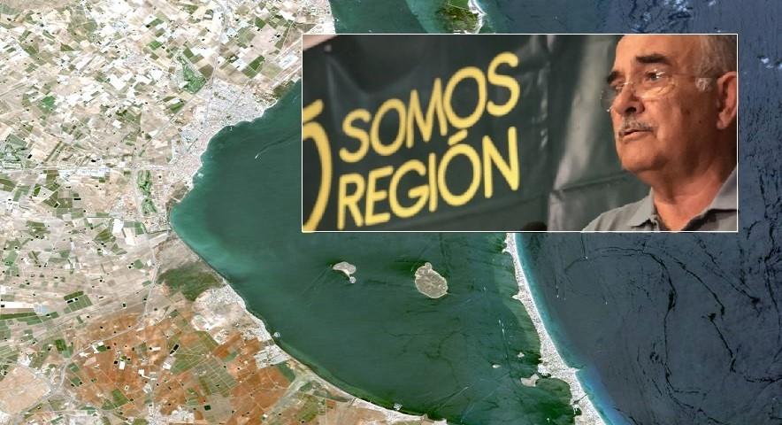 Garre insiste en que el Mar Menor requiere de un Plan Nacional como tuvo el Prestige.