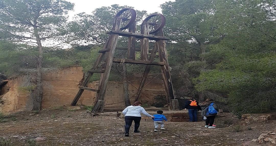 Un Informe Denunció en 2006 la Existencia de 72 pozos Peligrosos en Cartagena y La Unión