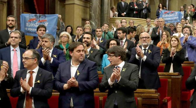 """""""España, la Venezuela de Europa, un Riesgo Latente"""""""