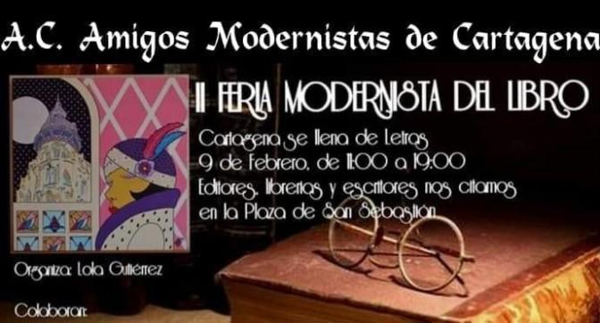 II Feria Modernista del Libro