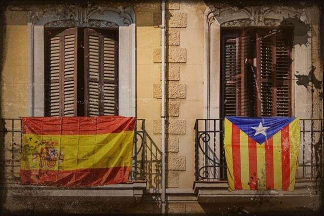 """""""Los Separatistas Logran Enfrentar a las Dos Españas"""""""