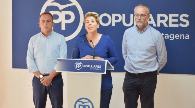 """Hoy le toca al PP…, de Noelia """"Otra de Mondejar"""""""