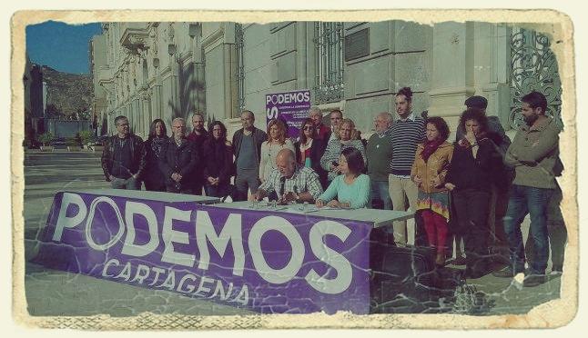 """Hoy… Podemos """"Otra de Mondejar"""""""