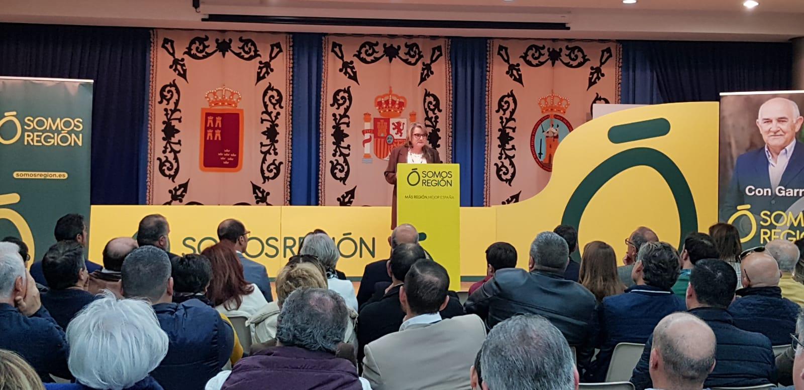"""""""Somos Lorca Apostará Decididamente por el Sector Turístico"""""""
