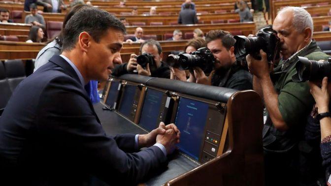 El Congreso tumba los Presupuestos y aboca al Gobierno a convocar elecciones