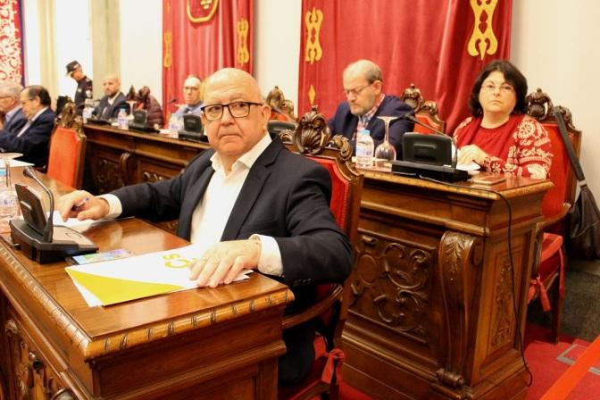 """C´s: """"La Autoridad Portuaria ha dejado tirados a los vecinos de Santa Lucía"""""""