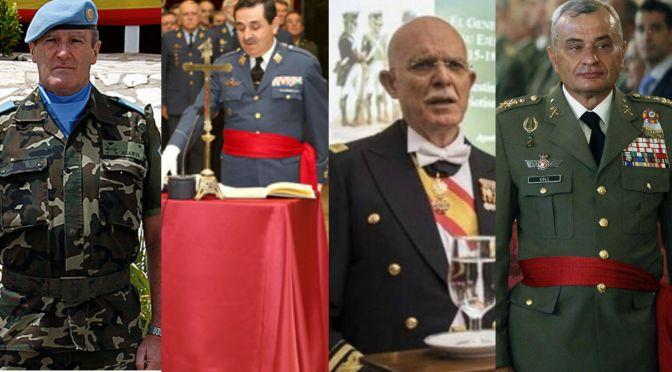 """""""Militares Españoles"""""""