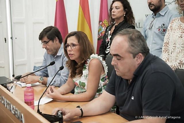 La Alcaldesa Castejón se 'Juega' su Tercera Condena
