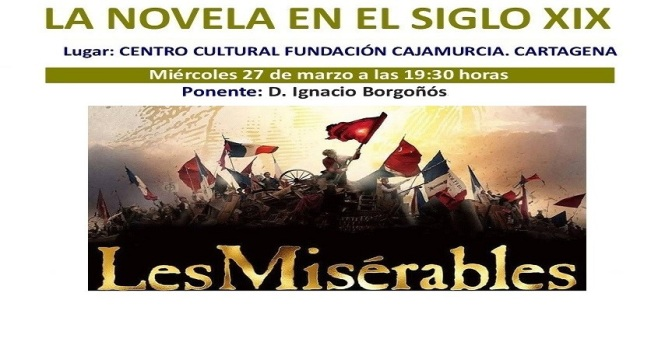 "Conferencia: ""Los Miserables de Victor Hugo"""