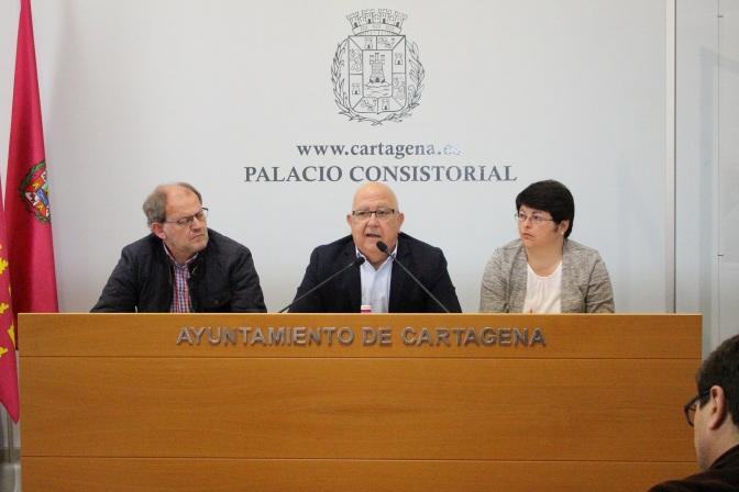 """Manuel Padín: """"Los Cartageneros Pagarán 32 Millones de Euros por la Chapuza Urbanística del PP"""""""