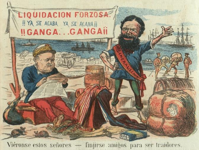 Los Cantonales: ¡Que no te enteras Contreras!