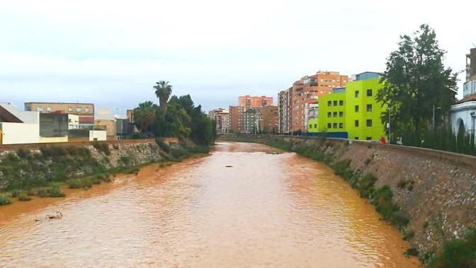 Cartagena Registra lluvias de 108 l/m2 en las Últimas 24 horas