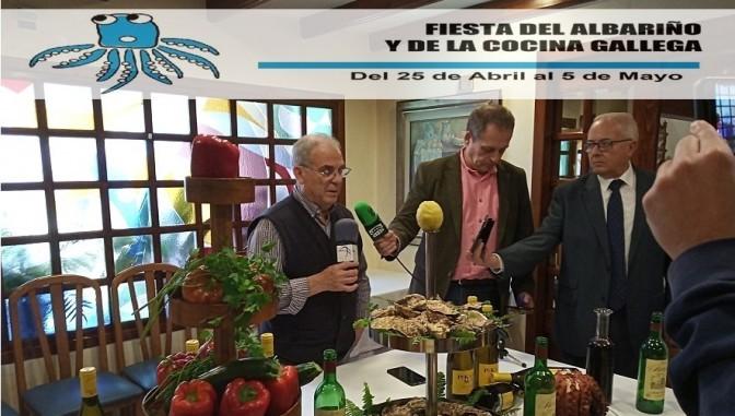 """""""IX Jornadas de la Cocina Gallega"""" – Los Churrascos, El Algar"""