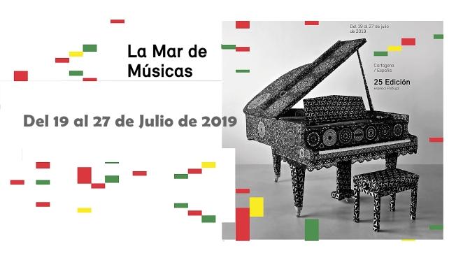 La Mar de Músicas 2019: Programación