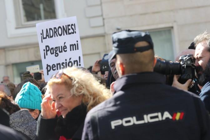 """""""Queremos Voz en el Debate de las Pensiones"""""""