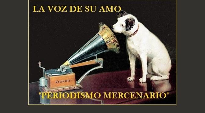 """""""Periodismo Mercenario"""""""