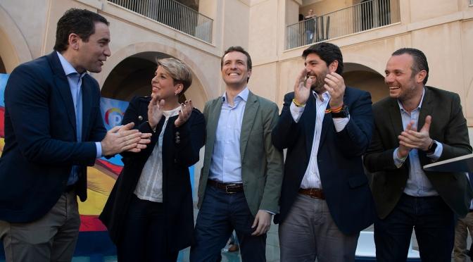 """""""No Votaré al PP de la Región"""""""