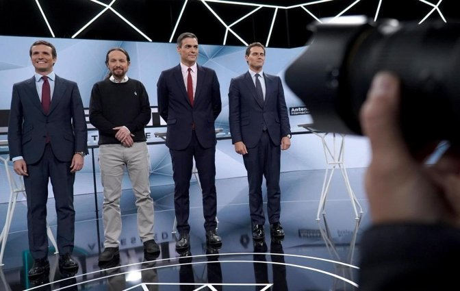 ¡¡Ave Sánchez, Morituri Te Salutant!!Debate Atresmedia