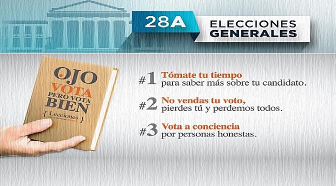 Manual de Sugerencias para Votar por su Monedero