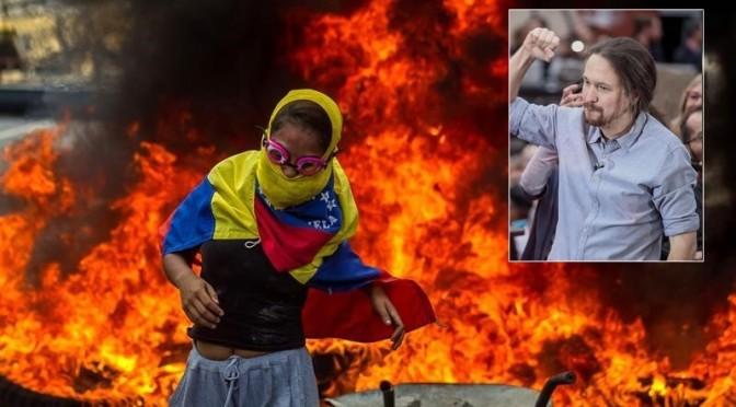 Pablo Iglesias, no es un Golpe de Estado, ¡Es la Revolución!