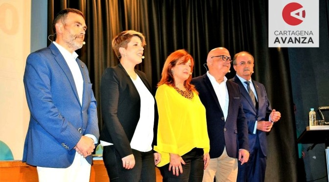 Cartagena Avanza, Debate Elecciones Municipales, 'Previous'