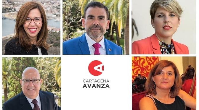 "Cartagena Avanza: ""Debate Municipales 2019"""